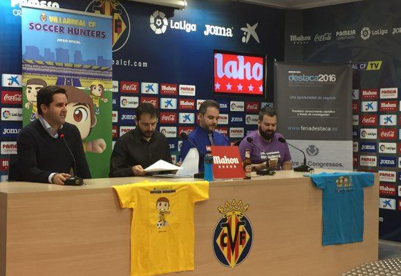 Feria Destaca 2016 y el Villarreal CF unen fuerzas por la innovación
